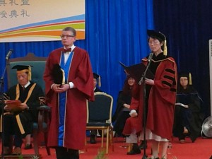 Notes - Pribbenow Honorary Degree